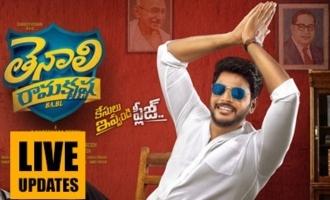 'Tenali Ramakrishna BA BL' Review Live Updates