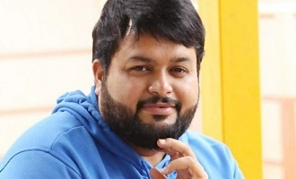 Thaman opens up about feedback from Pawan Kalyan!