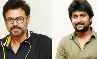 IT raids at Venkatesh, Nani's properties
