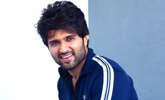 Vijay Deverakonda becomes 'World Famous Lover'