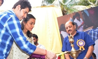 Pic Talk: Mahesh Babu graces statue inaugural event