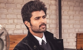 Vijay Deverakonda amazed by Pratyusha's love