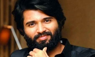 Vijay Deverakonda's message betrays his attitude