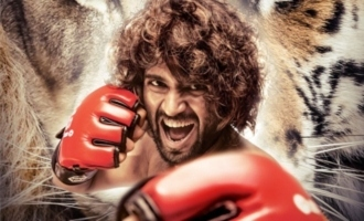 Vijay Deverakonda-Puri Jagannadh's movie is 'Liger'; Deets inside