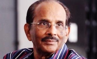 Vijayendra Prasad to conduct workshop for writers