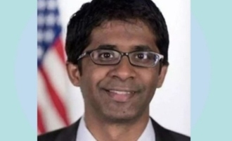 Cholleti Vinay Reddy with Telangana roots makes news as Biden's writer