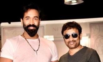 Sreenu Vaitla's film with Vishnu Manchu is 'Double Dose'