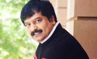 Vivek's demise shocks film industry; Celebs pay tributes