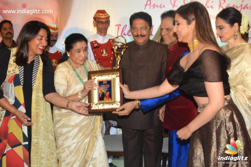 Asha Bhosle given away special award - Telugu News - IndiaGlitz com