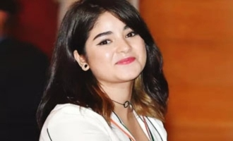 'Dangal' actress quotes Quran to justify floods, locust invasion!
